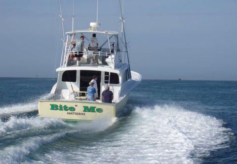 Bite Me Sportfishing Charters, Full Day Offshore Fishing
