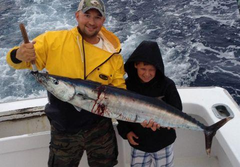 Bite Me Sportfishing Charters, Offshore/Gulf Stream Full Day Charter