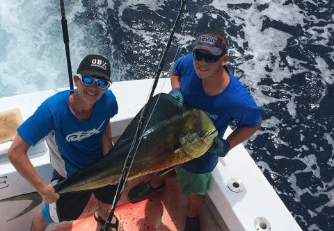 Reliance Hatteras Fishing Charters, Offshore Gamefishing