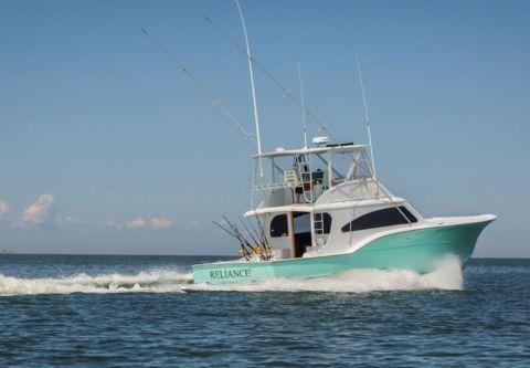 Reliance Hatteras Fishing Charters, Half Day Inshore Charter Fishing