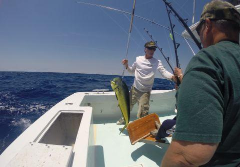 Reliance Hatteras Fishing Charters, Hatteras Charter Fishing