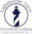 Logo for Lighthouse View Oceanfront Lodging
