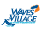 Logo for Waves Village Watersports Resort