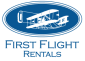 Logo for First Flight Rentals