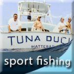 Tuna Duck Charters