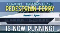 Ocracoke Passenger Ferry